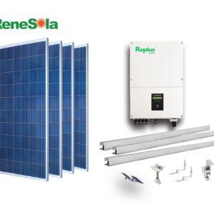 solar generator kit